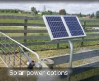 Solar Kit for Automatic Gates
